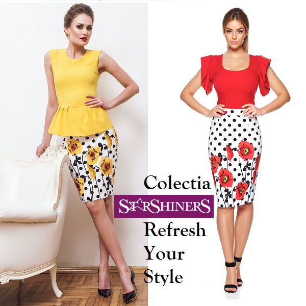Noua Colectie Starshiners Refresh Your Style