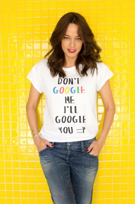Don't google me I'll google you