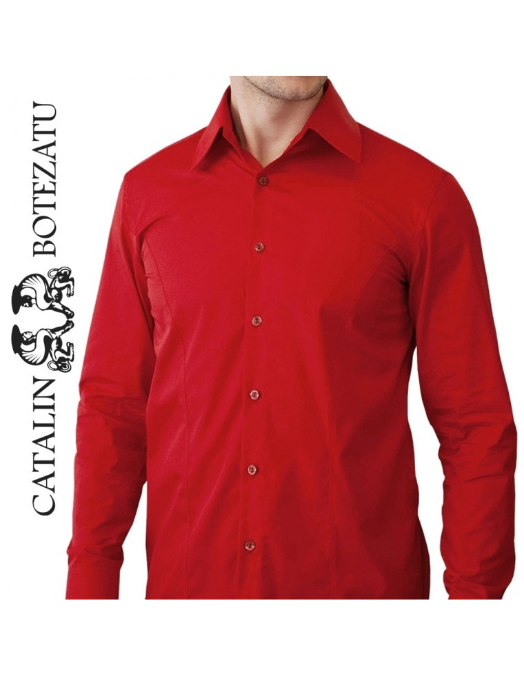 Camasa Red Style