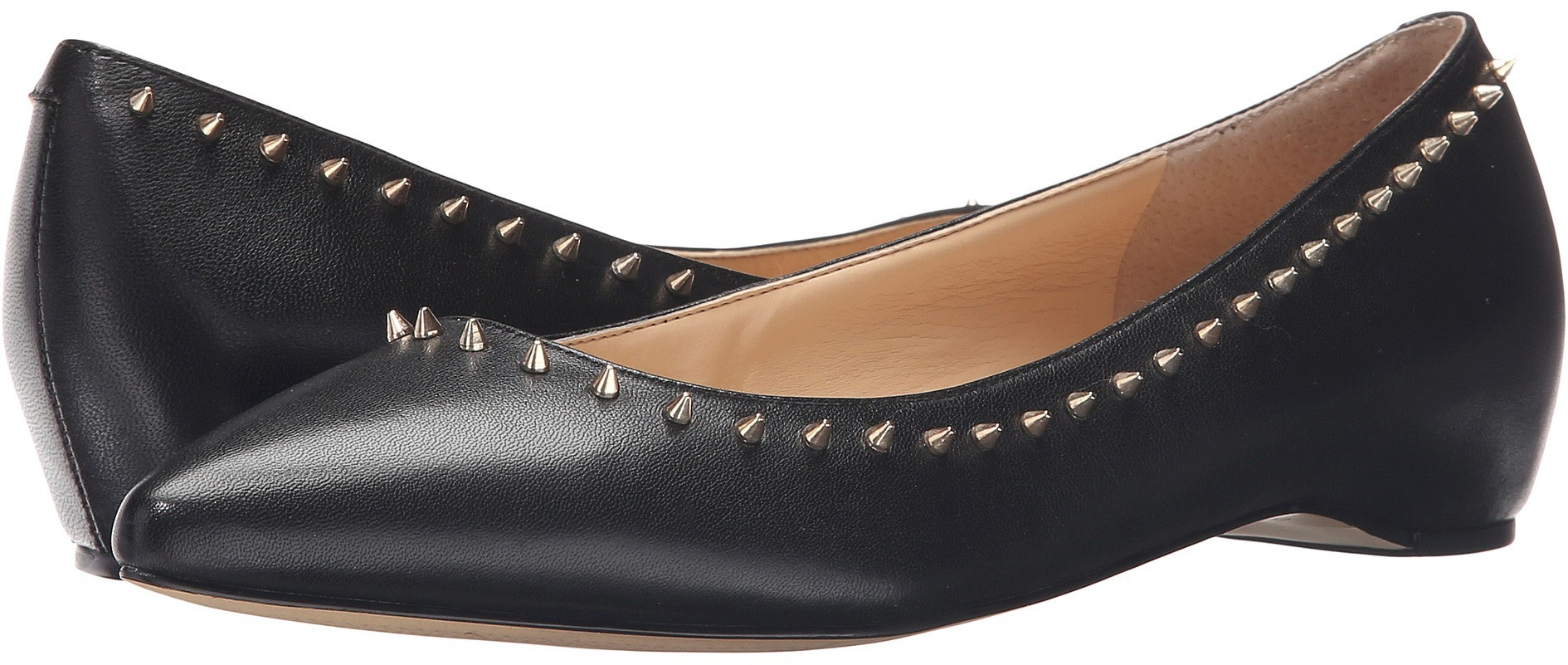 Ivanka Trump Cecille Black Leather