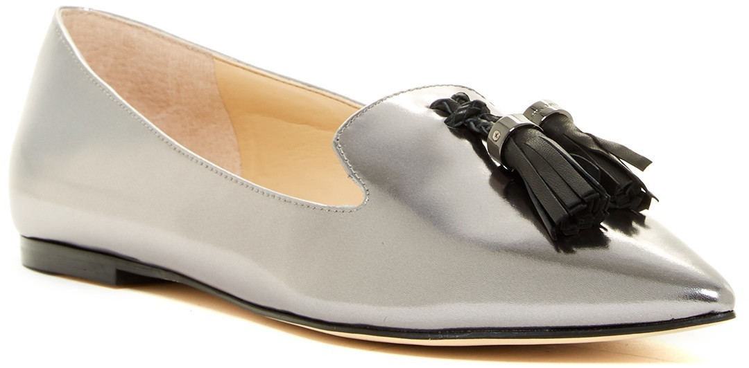 Ivanka Trump Lama Pointed Toe Loafer PEMLE