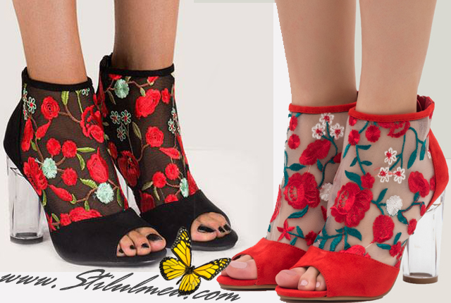 Pantofii brodati, alegere inspirata sau eleganta plina de splendoare?