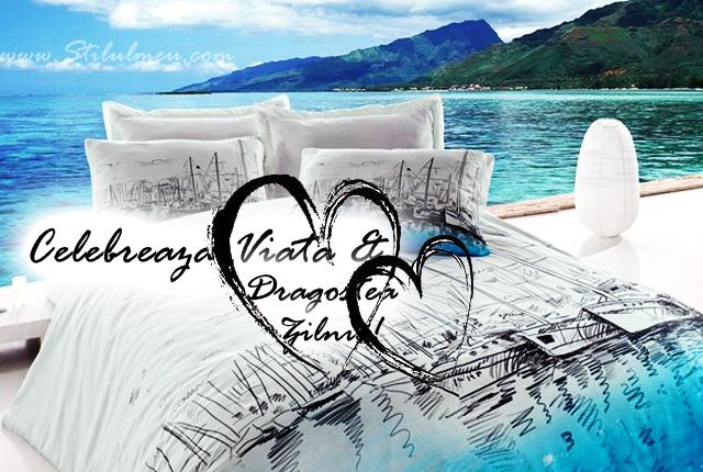 Cadouri, accesorii, lenjerii de pat care celebreaza viata si dragostea in fiecare zi!