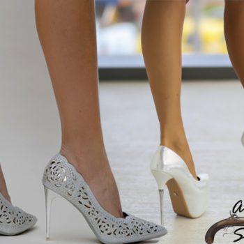 Pantofii de dama senzationali cu tocuri cui, arme de seductie ale femeilor