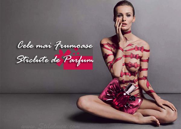Top cele mai frumoase sticlute de parfum pentru colectie