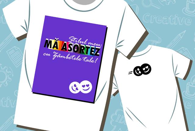 Tricoul Stilul Meu: azi ma asortez cu zambetele tale!