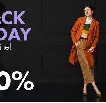 Fashion Days: vânzări peste estimări în primele 3 ore din cel mai mare Black Friday