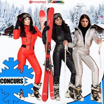 Concurs #FuroriPePartie in Vacanta de Iarna intr-o Salopeta de Ski WOW Oferita CADOU de Atmosphere si Stilulmeu!