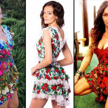 Alege modele de rochii inflorate adorabile, ca sa-ti fie primavara!