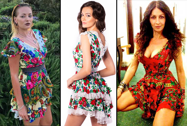 Alege modele de rochii inflorate adorabile, ca sa-ti fie tie primavara!