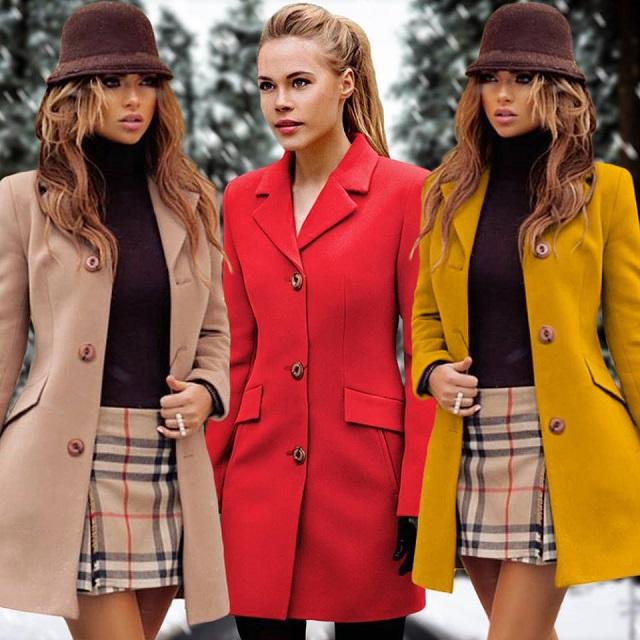 Ce stil de palton de dama se mai poarta de #BlackFriday prin magazinele online?