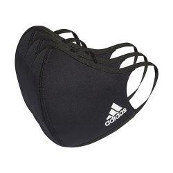 Masca de protectie reutilizabila Adidas Neagra