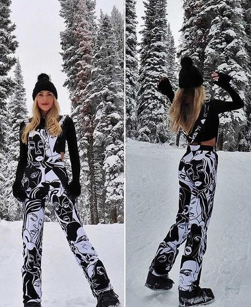 Modele de compleuri, salopete si geci de ski dama impermeabile de intors capetele pe partie!