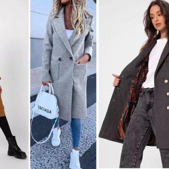 Ce stil de palton de dama se mai poarta prin magazinele online?
