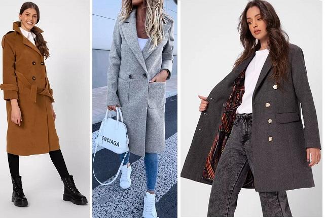 Ce stil de palton de dama se mai poarta prin magazinele online